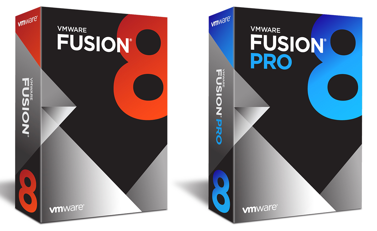 VMware Launches Fusion 8 with Windows 10 & El Capitan Support, 3D