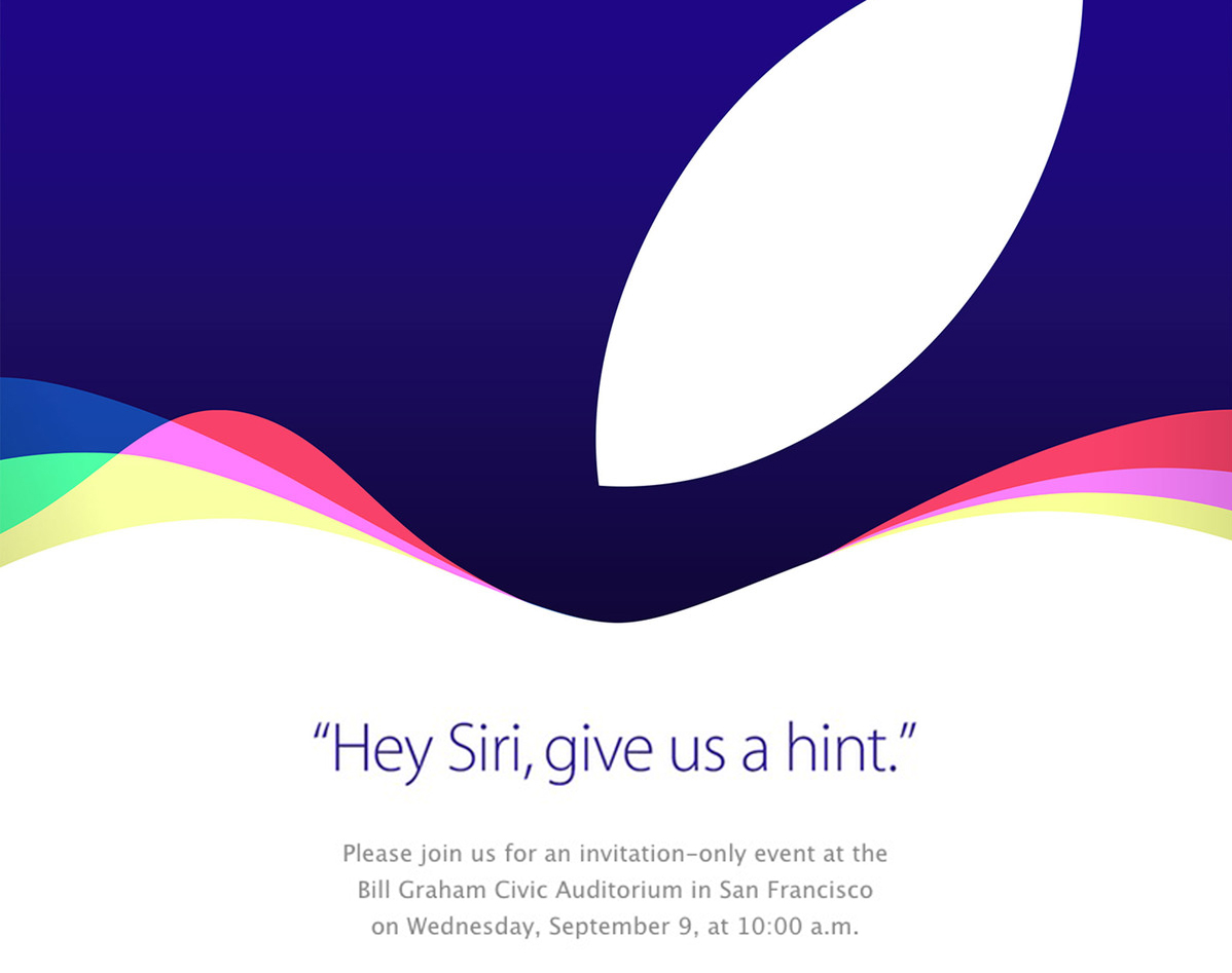 apple invite hey siri give us a hint
