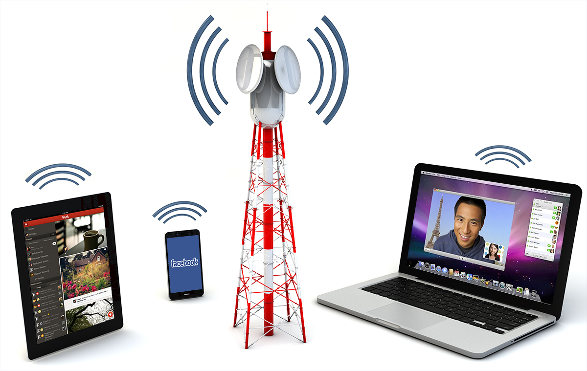 cellular network devices