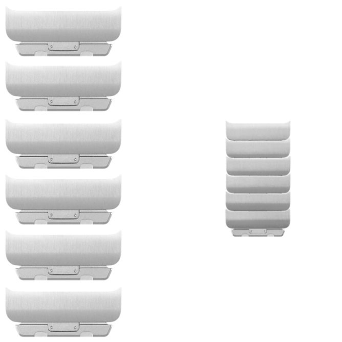 Apple Watch 42mm Link Bracelet Kit Adds Links for Large Wrists at $49