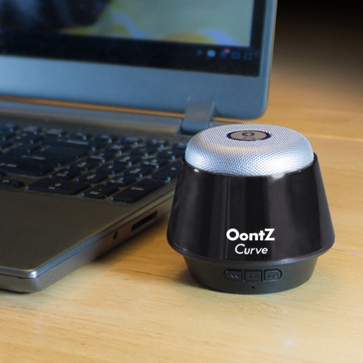 71% off Cambridge SoundWorks' OontZ Curve Ultra Portable Wireless Bluetooth Speaker