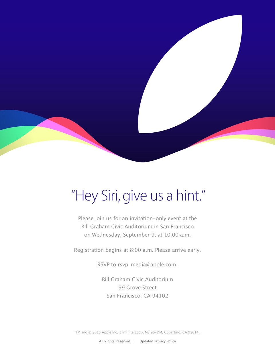 Get ready for TMO's live coverage at Apple's