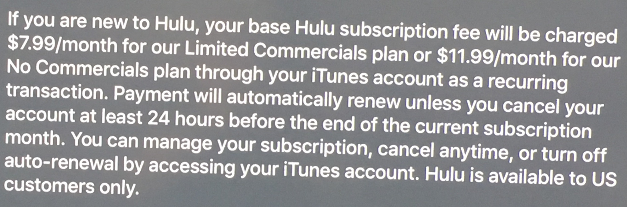 Hulu is going to launch what was denied to apple a cable like and so it seems likely that hulu would deliver this new service in the same fashion as well that is provided hulu is willing to pay apple 30 percent or biocorpaavc Gallery