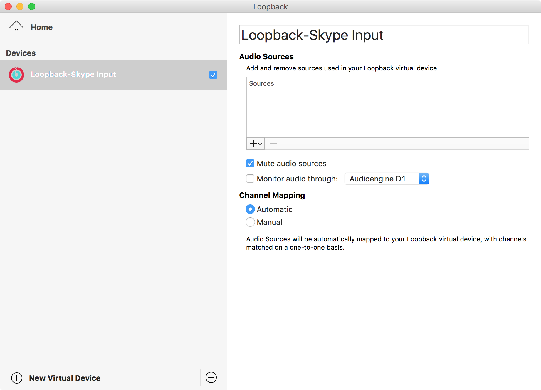 Next, We Launch Skype And Set This Newlyminted Loopback Device As Our