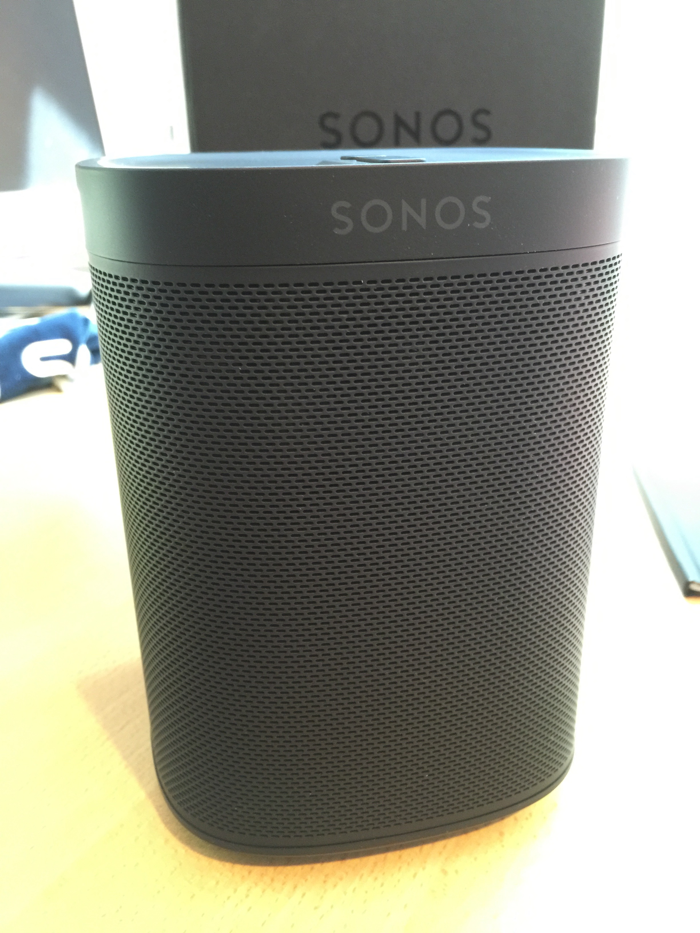 Sonos PLAY:1 Black Speaker