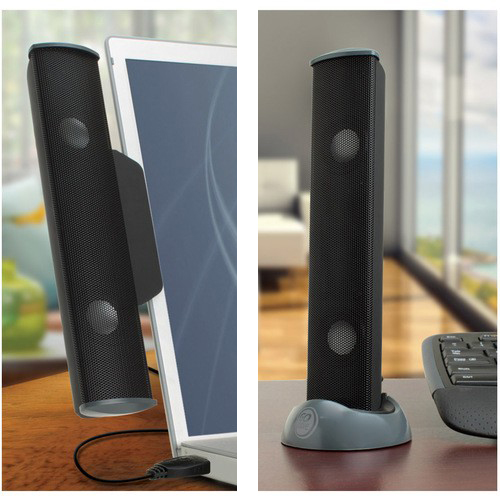 SonaVerse Clip-on Laptop Soundbar at its Lowest Price EVER ($18.99 w/free shipping) TODAY ONLY!