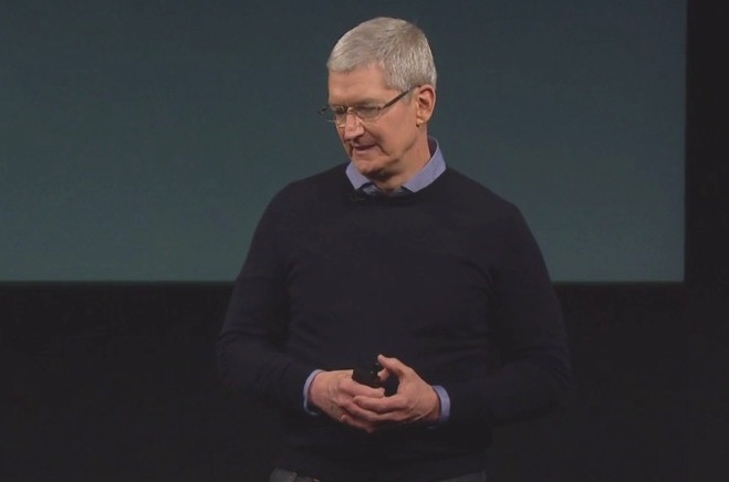 Tim Cook's Proposition: Apple Has Reached Childhood's End