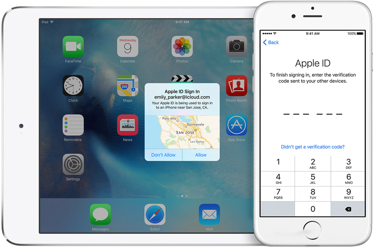 Apple Two Factor Authentication