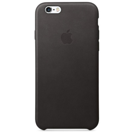 Apple Leather Case for iPhone 6
