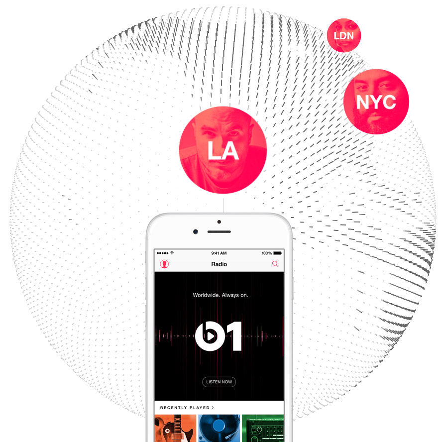 Apple Music Promo Image