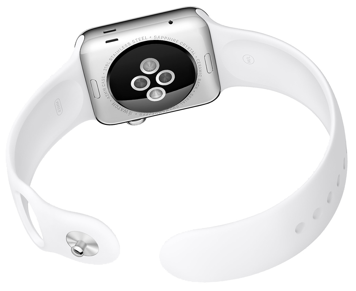Apple Sued for Allegedly Stealing Technology Behind Apple Watch's