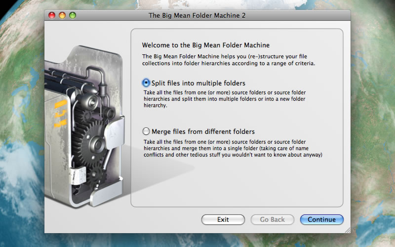 Big Mean Folder Machine 2 v2.27 MacOSX Cracked-CORE.
