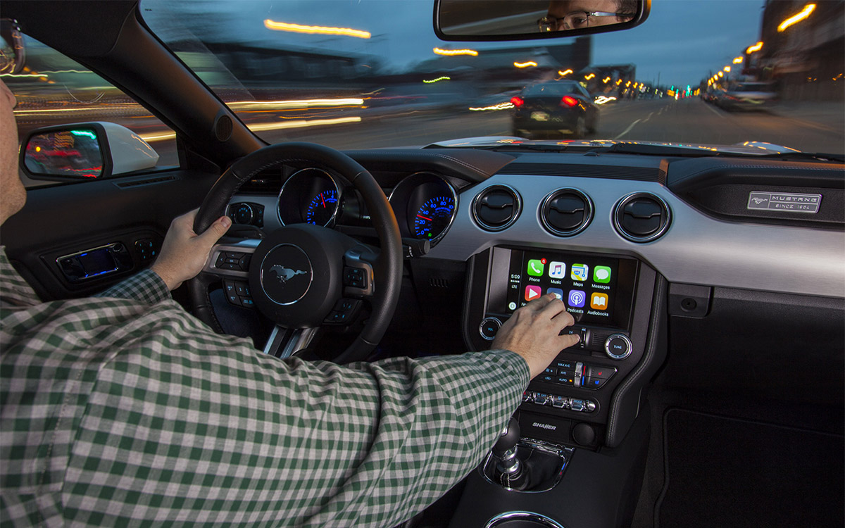 carplay ford