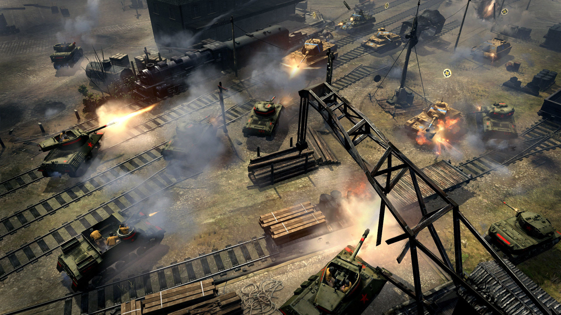 Feral Brings Western Front Armies Expansion to Company of Heroes 2 for Mac