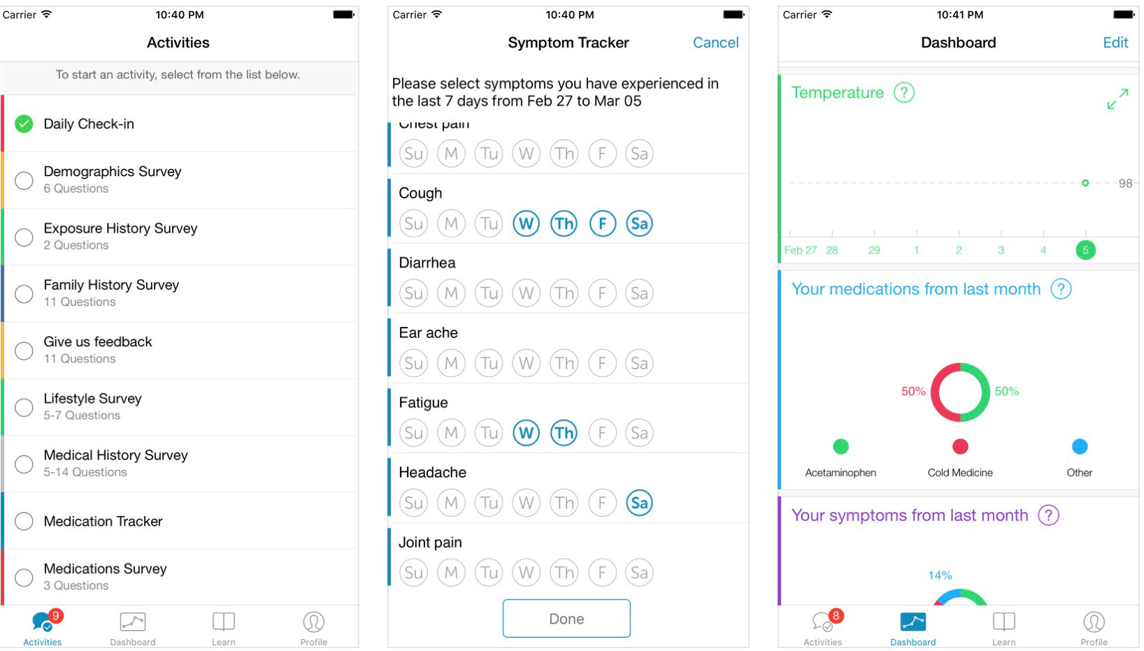 Boston Children's Hospital Launches ResearchKit App for Fever Study