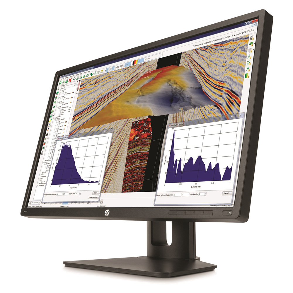 HP's Z27q 5K display