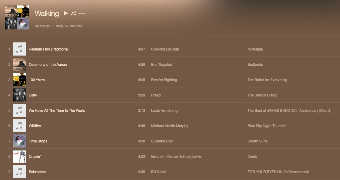 How to Create Colored Backgrounds for Playlists, Albums in iTunes 12 ...