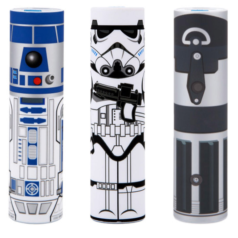 Mimobot Launches Star Wars X MimoPowerTube Series 2