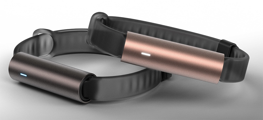 The Misfit Ray fitness tracker