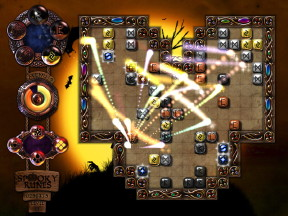 Anawiki Games Releases Spooky Runes Puzzle Game for
