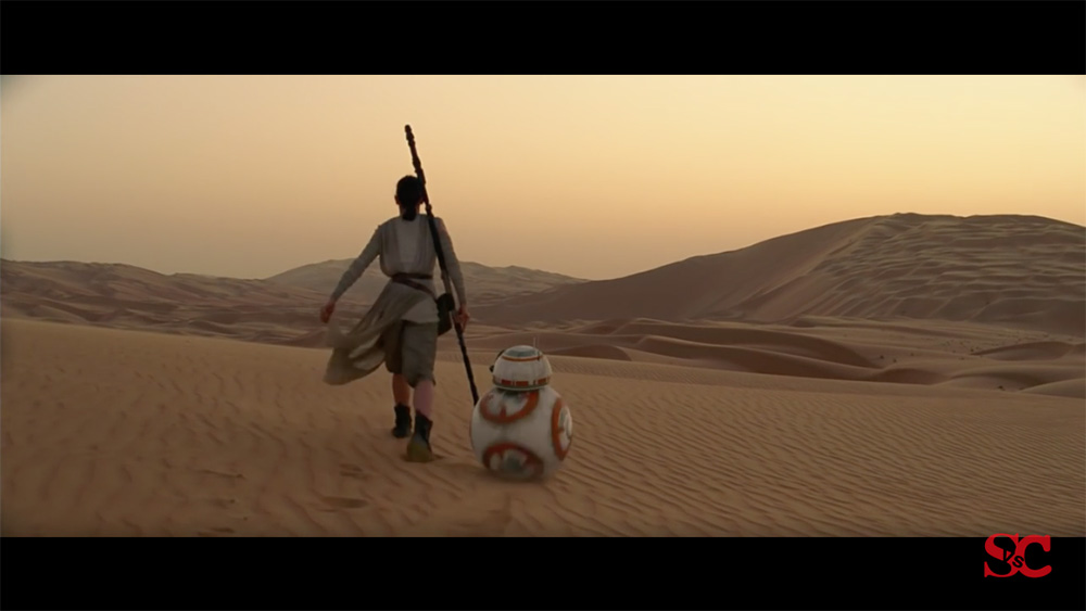 The Best Star Wars Trailer isn't from JJ Abrams