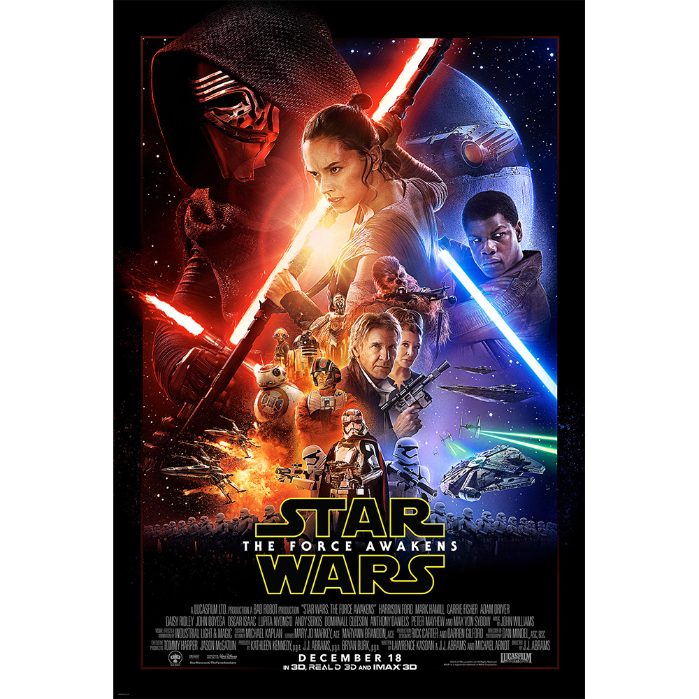 Star Wars: The Force Awakens Tickets On Sale Now