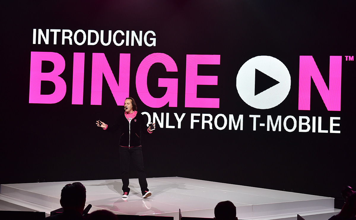 EFF Claims That T-Mobile's Binge On Is Actually 'Just Throttling'