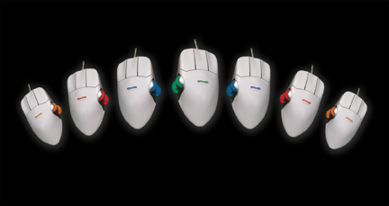 Perfit Mouse Optical Sizes