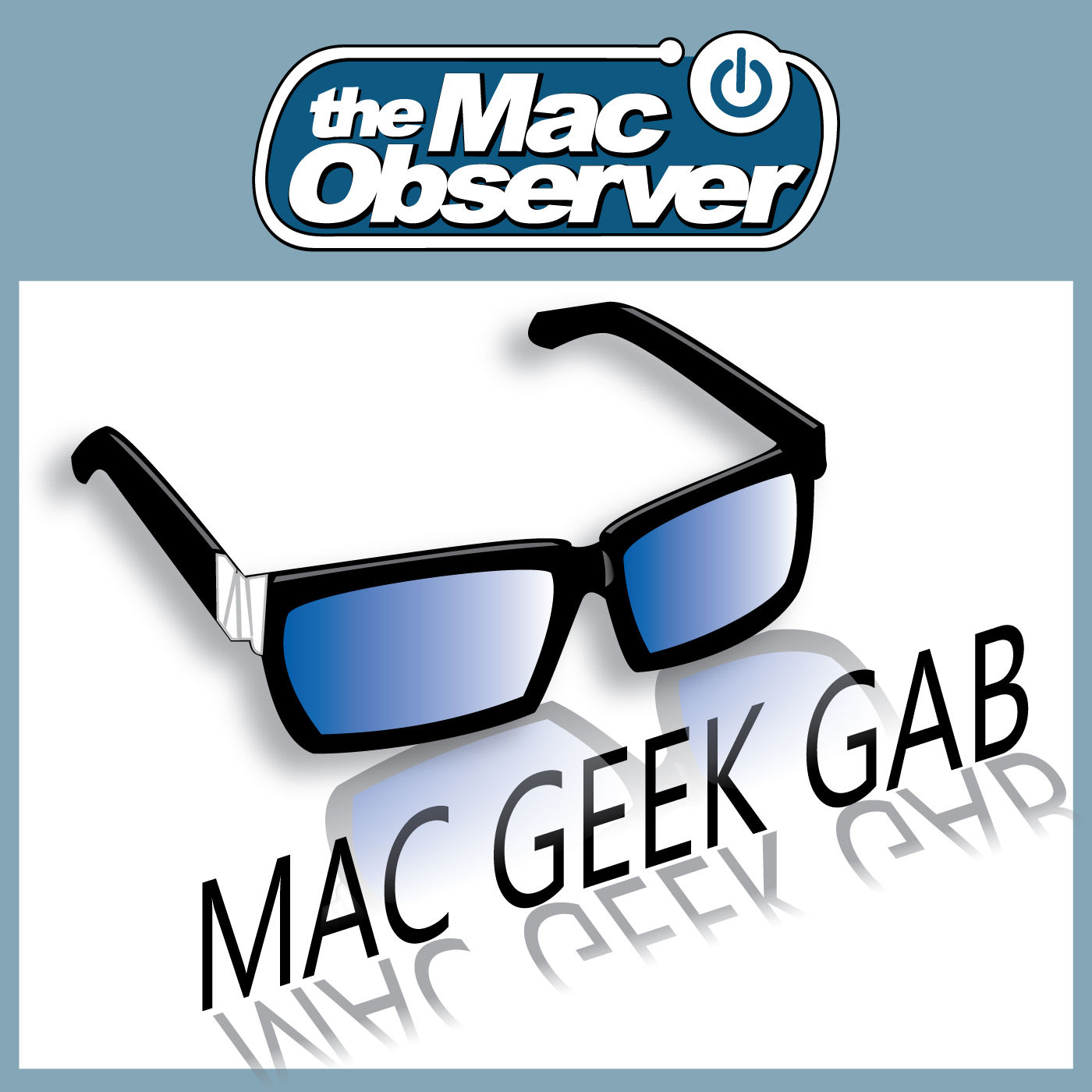 Mac Geek Gab iTunes Album Art