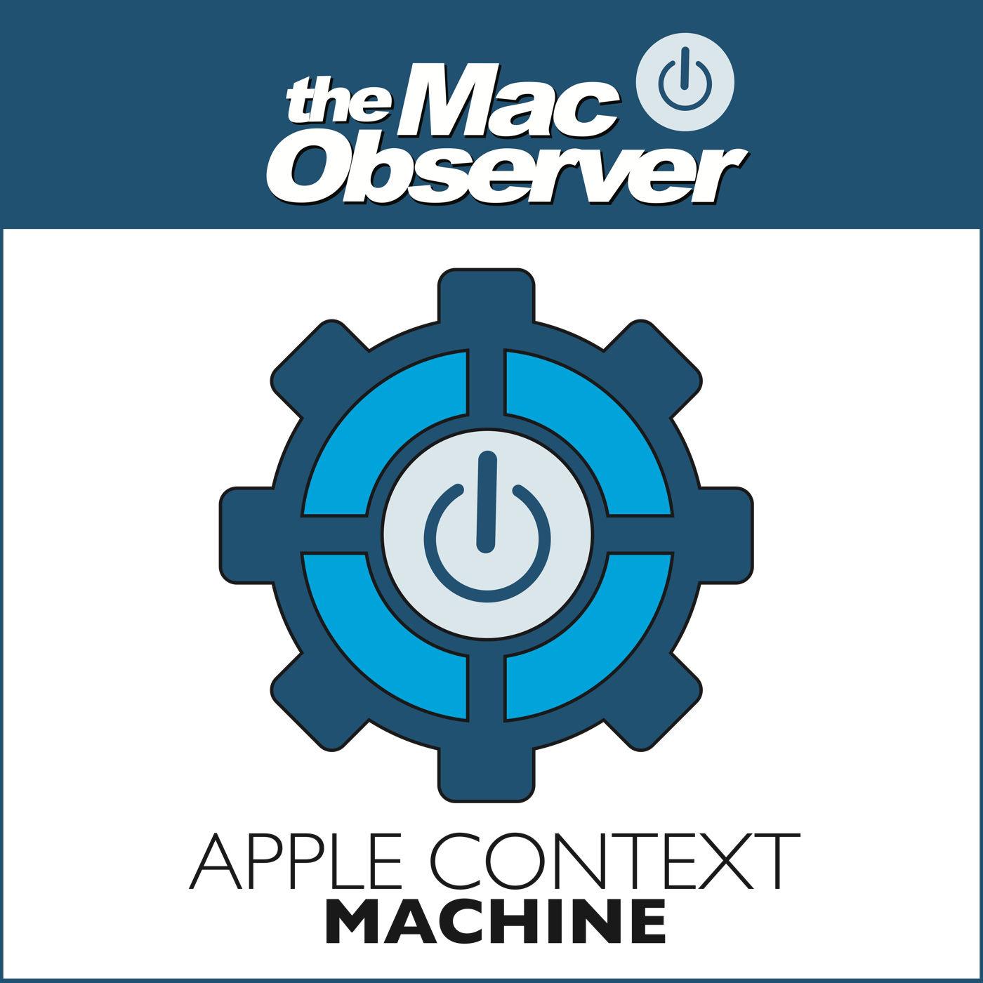 Apple Context Machine iTunes Art