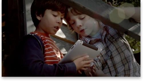 iPad and kids
