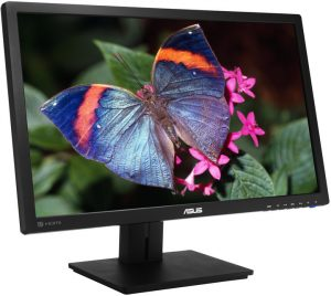 The Asus PB278Q 27-inch display