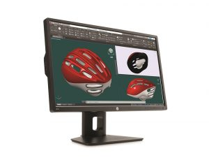 HP's Z27s 4K display