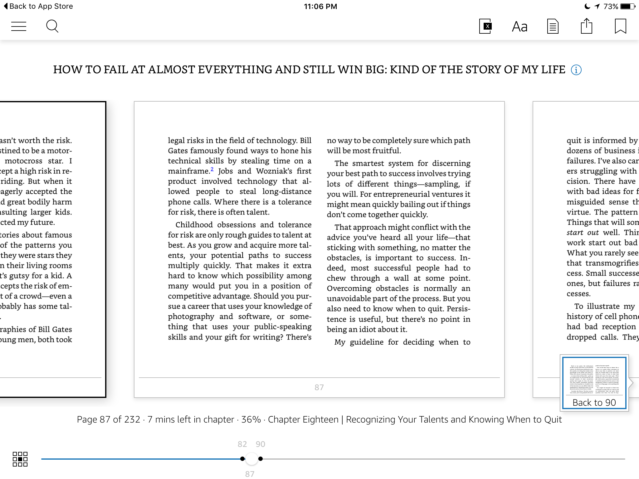 Kindle Page Flip Comes to iPad and iPhone