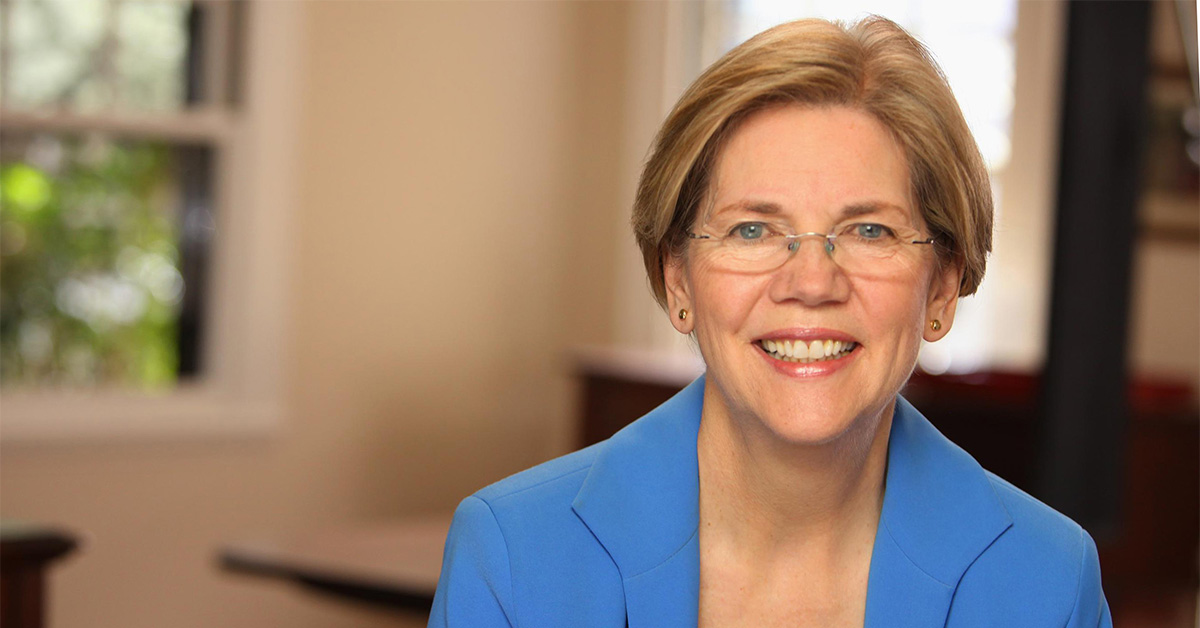 Elizabeth Warren Wants Anti-trust Chief to Recuse Himself From Apple Investigation