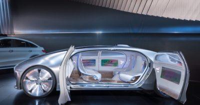 Autonomous car concept