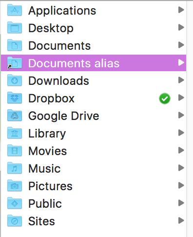 Documents Alias
