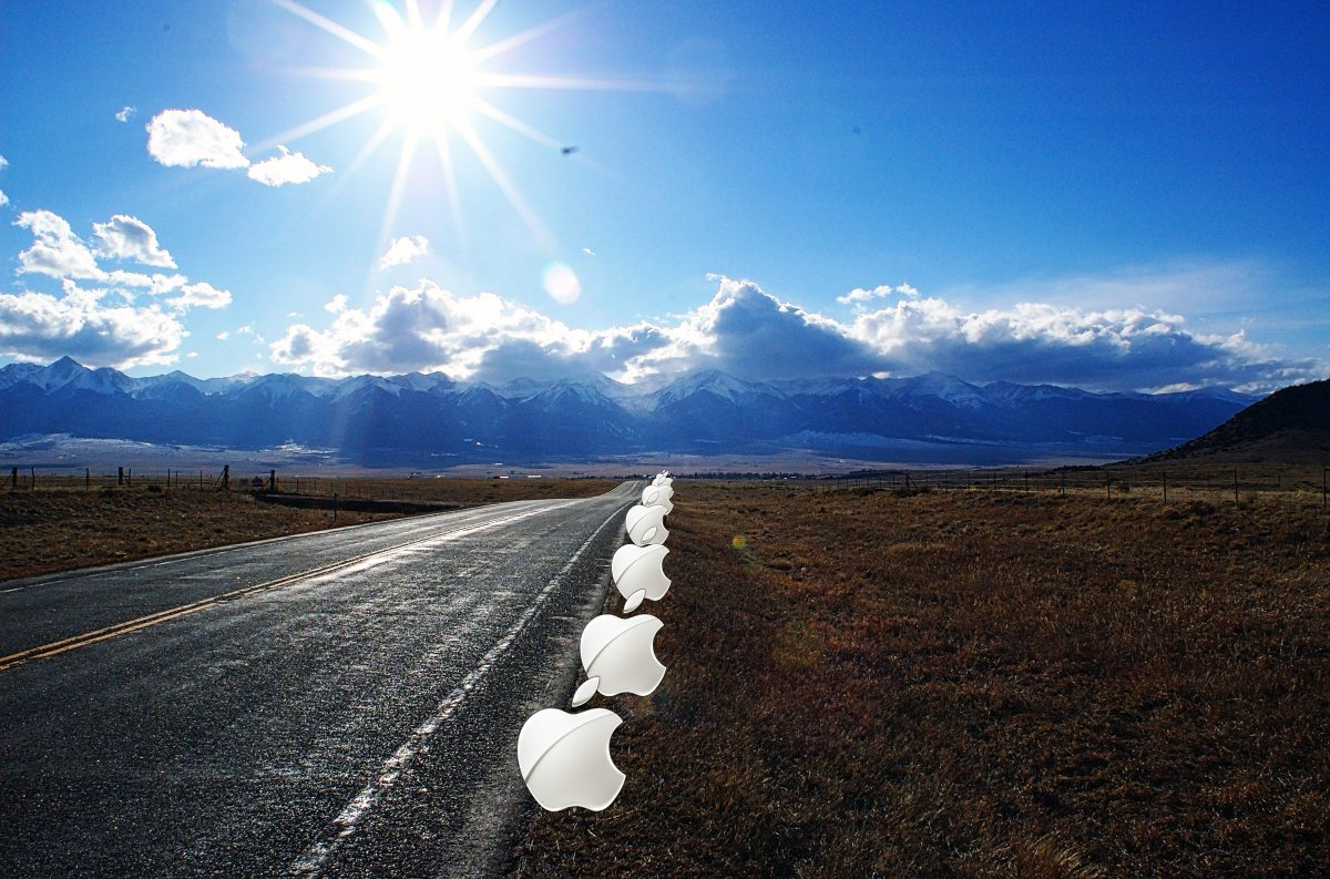 The Apple AR Road