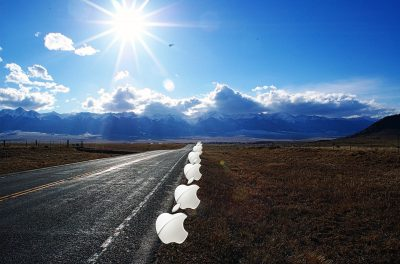 The Apple AR Road