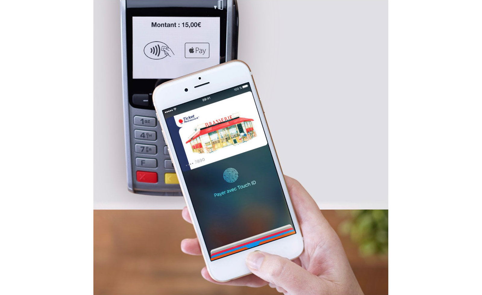 Voilà! Apple Pay Launches in France