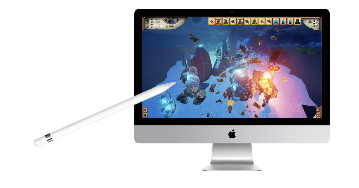 Apple Pencil for iMac