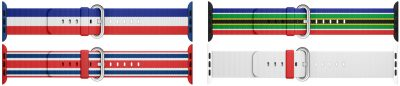 Apple Watch Band Olympics 2016 Sampler