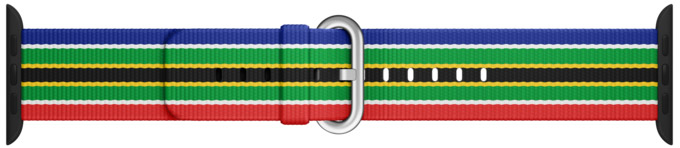 Apple Watch Band Olympics 2016 South Africa