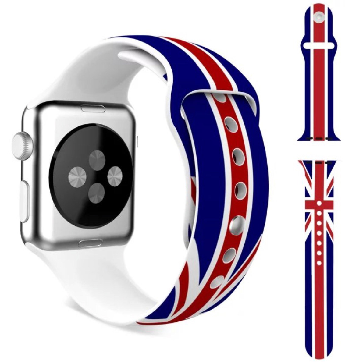 Apple Watch band - Union Jack