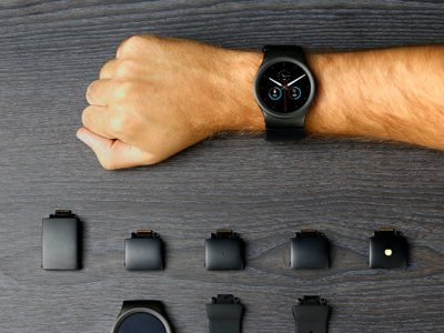 BLOCKS Smartwatch and modules