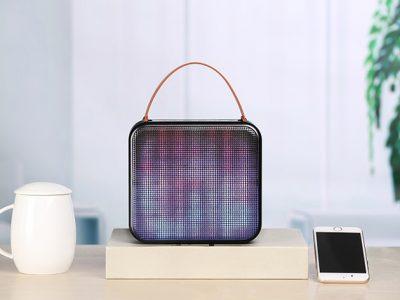 FRESHeCOLOR Bluetooth Portable Speaker