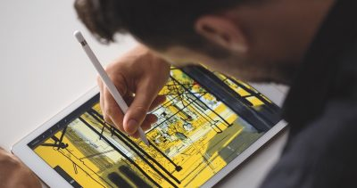 iPad Pro & pencil