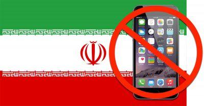 Iran ready to ban iPhones