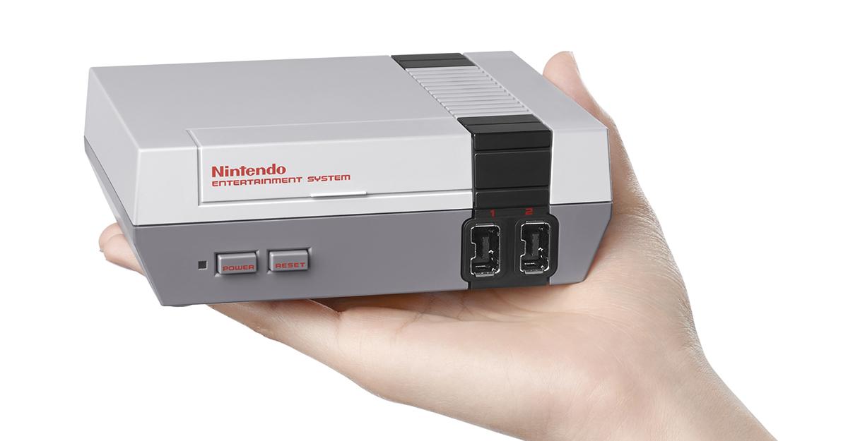 Nintendo Mini NES Classic Edition