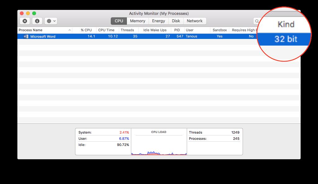 Office 2016 mac 32 oder 64 bit